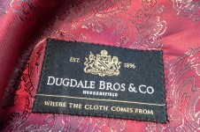 Traditional English Cloth from the Huddersfield.