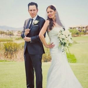 Nick Gold wedding